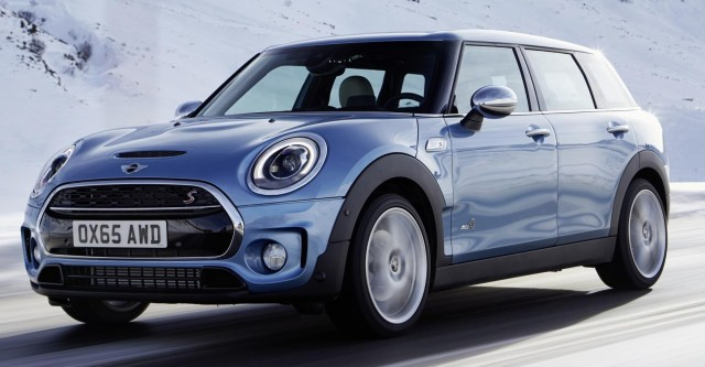Mini Clubman All4 joins range