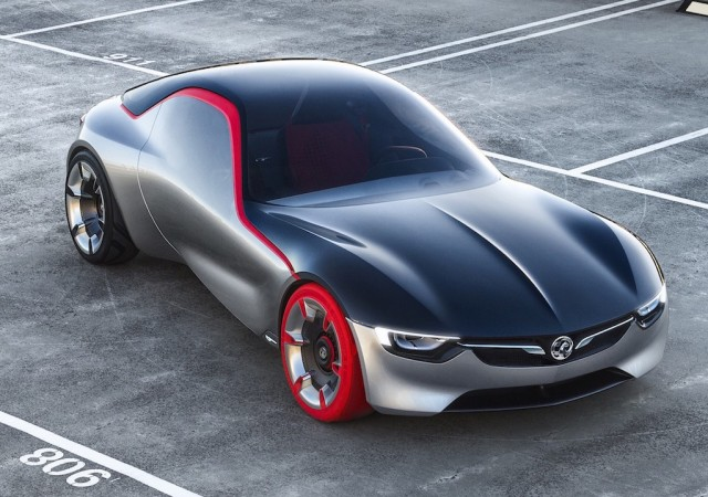 Exciting GT Concept harks to previous studies