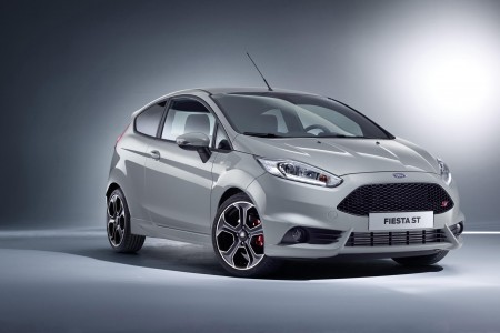 200PS Fiesta ST comes in summer