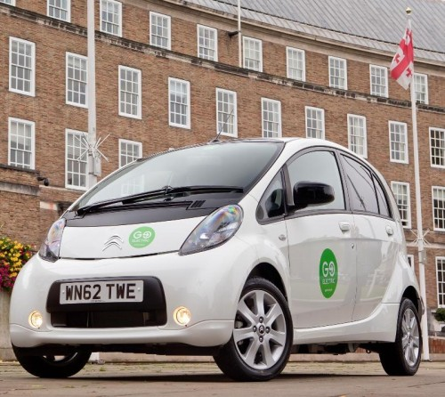 Citroen C Zero wins the numbers game for EV costs