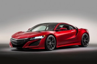 25 years after the first, a new Honda NSX arrives this year