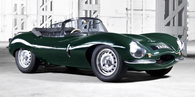 £1 M Jaguar XKSS is reborn