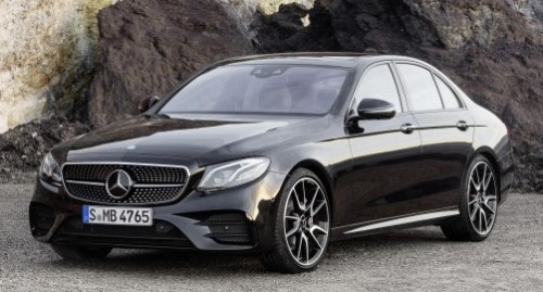 More powerful new E-Class coming