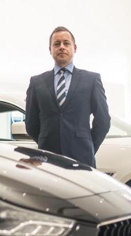 Lyn Evans Motorline Maserati