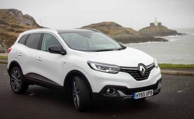 Renault Kadjar packs in a lot inc 4WD if wanted