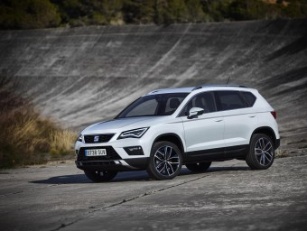 Seat Ateca is newcomer for UK later this year