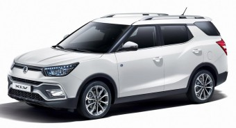 Longer body on Tivoli SUV