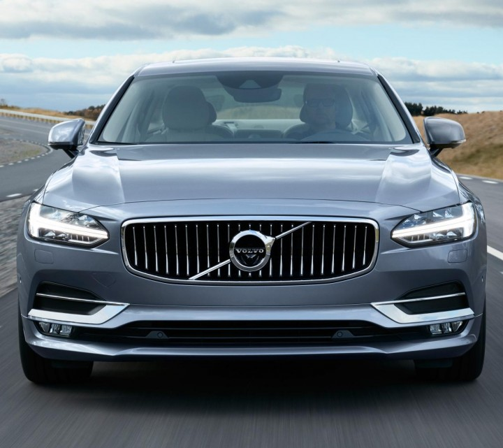Volvo S90 is coming!