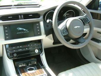 Refined cabin and controls for driver to enjoy