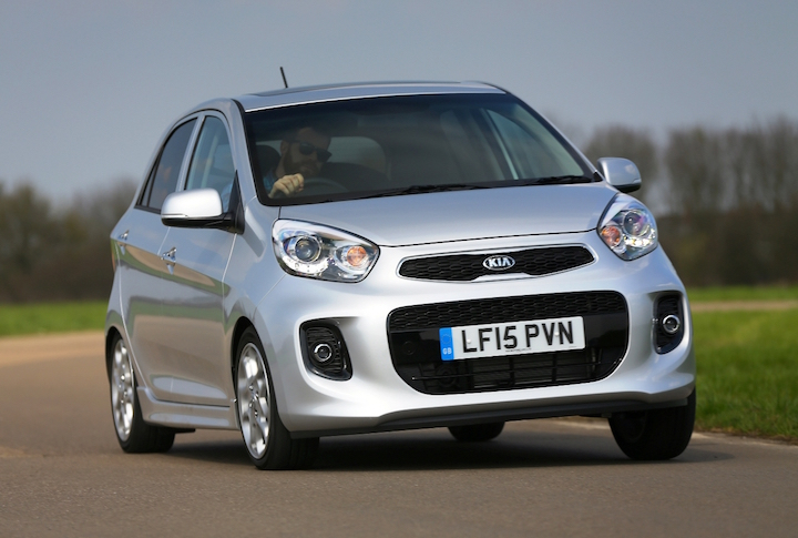 Picanto has a lot going for it