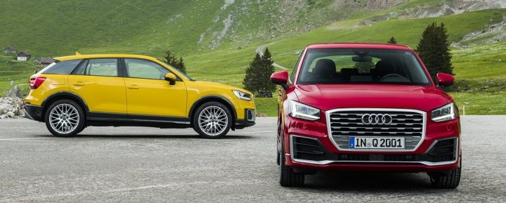 Audi Q2 on sale this summer - Wheels Within Wales