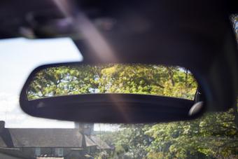 DS3 Mirror shot