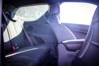 DS3 Rearseats