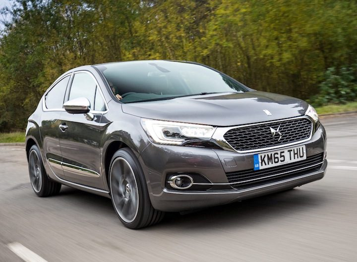 DS4 Hatchback adds choice to market