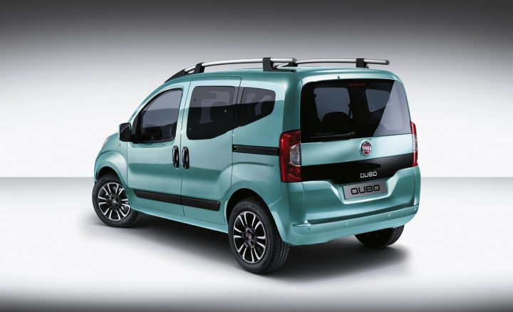 Fiat Qubo offers big capacity for loads