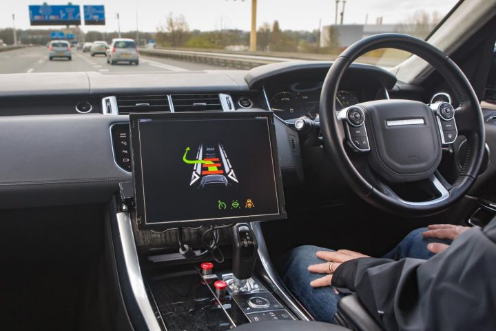 Business drivers back self-driving cars for long journeys