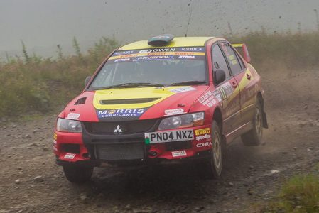 Luke Francis and John H Roberts Nicky Grist Stages