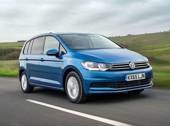 VW Touran is all new to challenge rivals