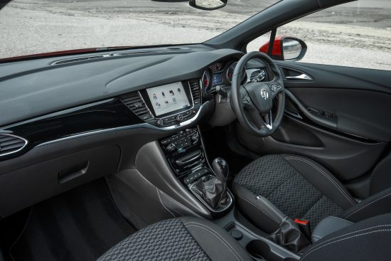 Very good layout and excellent driving seat