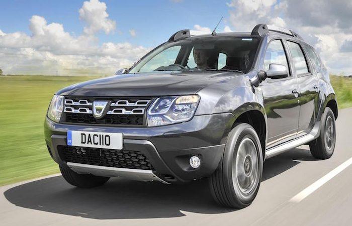 Dacia Duster value for money cross-over