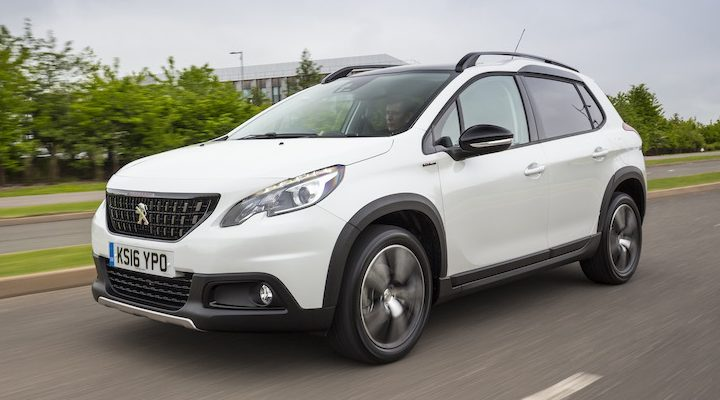 Detailed changes outside and inside for Peugeot 2008