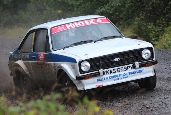 Nick Elliott and Dave Price snatched victory on last stage