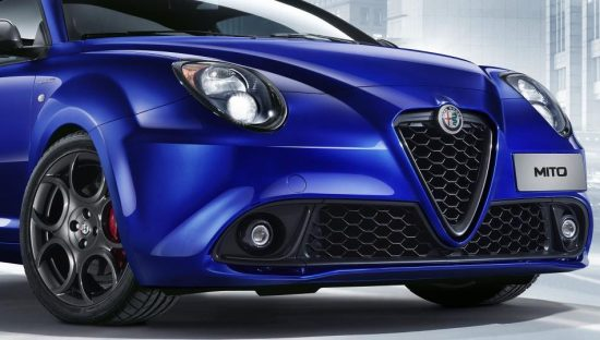 Styling and wheel changes for latest Mito