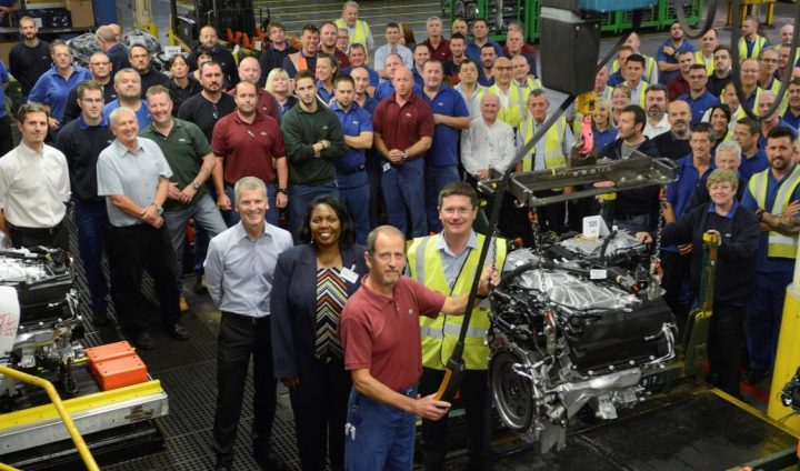 Ford Bridgend Engine Plant has built its 20M engine in precisely 37 years