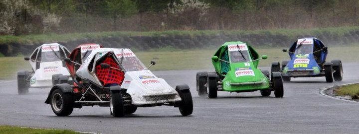 Buggy action at Pembrey this weekend in national championship