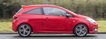 Vauxhall Corsa Red Edition