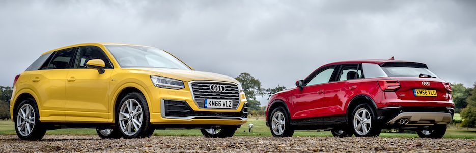 Audi Q2 stretches sophistication - Wheels Within Wales