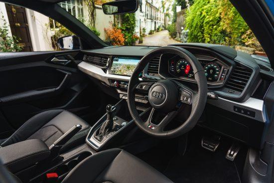 Weekend Roadtest Audi A1 Sportback 30 Tfsi S Line Wheels Within