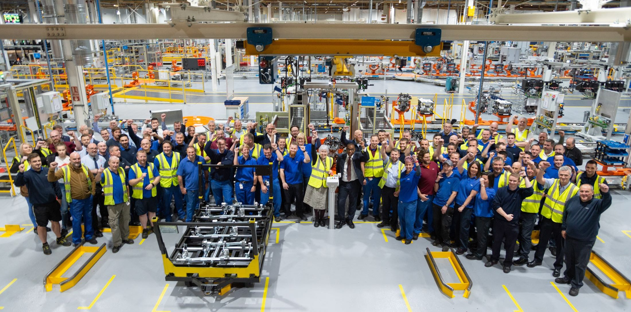 Ford Bridgend Engine Plant Closure Confirmed Wheels Within Wales